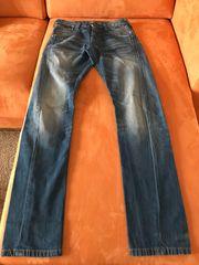 JACK & JONES blaue Jeans Größe 29/32 Schnäppchenpreis gebraucht kaufen  München Thalkirchen-Obersendling