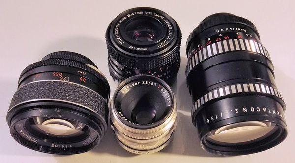 SUCHE alte Fotoausrüstungen » Foto und Zubehör