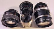 SUCHE alte Fotoausrüstungen