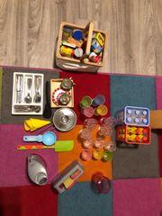 Ikea Kinderküche mit vielen Zusatz