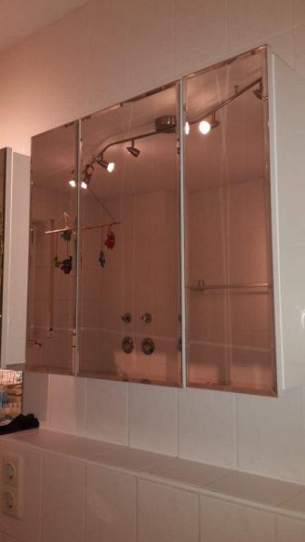 Badschrank mit Spiegel in Gerlingen - Bad, Einrichtung und Geräte ...