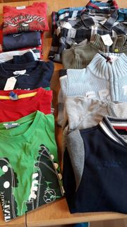 Kleider Paket Jungs Gr 116