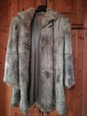 Damen Pelzjacke Mantel