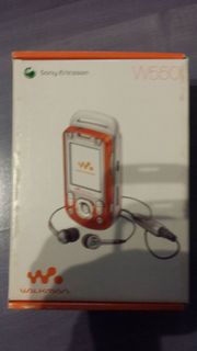 Sony Ericsson W