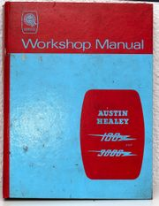 Austin-Healey 100 6 3000 Workshop