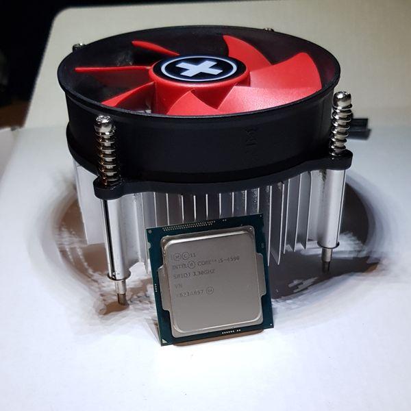 Aufrüstkit Intel Core I5