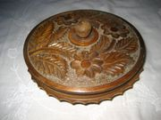Holzschmuckschatulle Schmuckschatulle aus Holz Schmuck