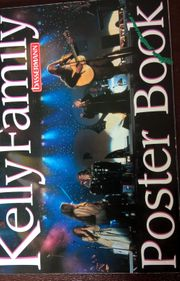 Kelly Family Poster Book - guter