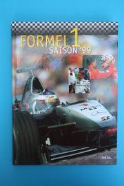 Formel 1 Saison 1999 Buch
