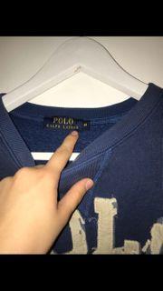 Polo Pullover (Ralph