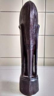 Zu verkaufen afrikanische Steinstatue