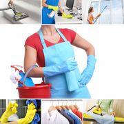 Reinigunghilfen