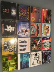 verschiedene Single CD