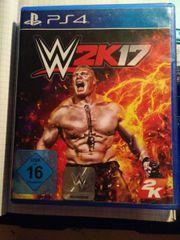 W2K17 für PS4