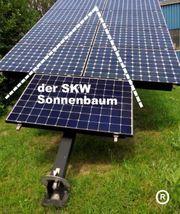 Solarstromanlagen der-skw-sonnenbaum Vertriebs-Lizenz zu vergeben