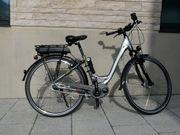 E-Bike Tiefeinsteiger