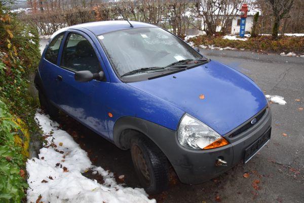 Ersatzteile für Ford KA
