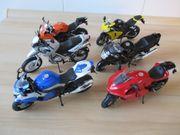 Motorräder Motorrad Sammlung