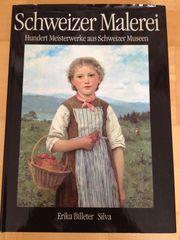 Buch Schweizer Maler