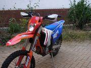 KTM 250-F SIXDAYS