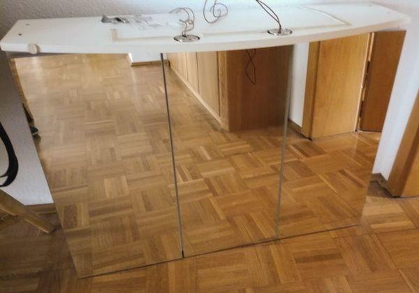 spiegelschrank beleuchtung gebraucht kaufen nur 4 st bis 75 g nstiger. Black Bedroom Furniture Sets. Home Design Ideas