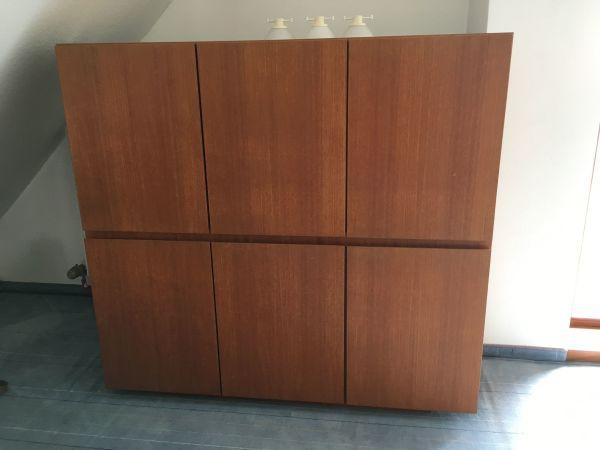 halbhoher Schrank » Wohnzimmerschränke, Anbauwände