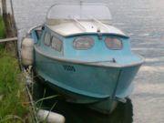 Motorboot Bodan Werft