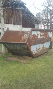 container mulde 7m3