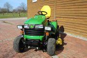 John Deere X595 Diesel Traktor
