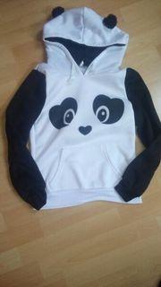 Panda Hoodie in