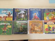 9 Kinder CDs Hotzenplotz Märchen