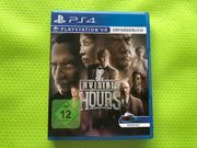 The Invisible Hours PS4 PlayStation