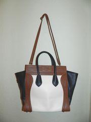 Große Tasche Schwarz-