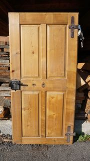 Alte Tür ca 120 Jahre