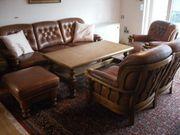 Wohnzimmer - Garnitur Tisch Beitisch 2