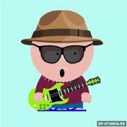 Senior-Gitarrist/Sänger