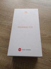 Huawei P20 midnight blue 128GB