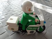 Playmobil Polizeimotorrad