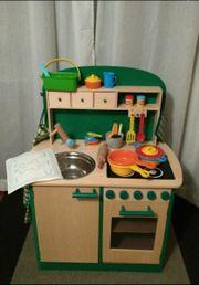 Spielküche Holz Kinderküche