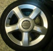 Audi A4- A6-Felgen 7 5Jx17 H2