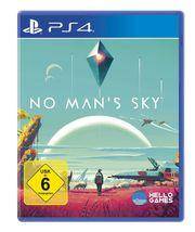 PS4 No Man`