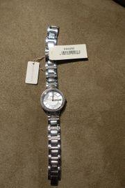 Damen Uhr Fossil ES3282 Edelstahl