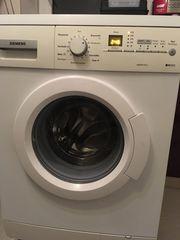 Eine sehr Gute Waschmaschine - Siemens