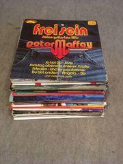 Schallplatten LP s zu verschenken