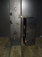 Laterne Weihnachtsdeko Kerzenhalter
