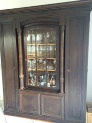 Antiker Schrank Bücherschrank