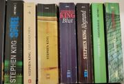 19 Stephen King Bücher