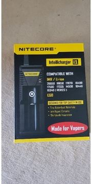 Nitecore intellicharger i1 ladegerät