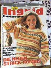 Ingrid Handarbeiten, Heft