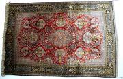 Orientteppich Ghom Seide superfein 160x102